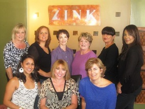 The Team at Zink Salon